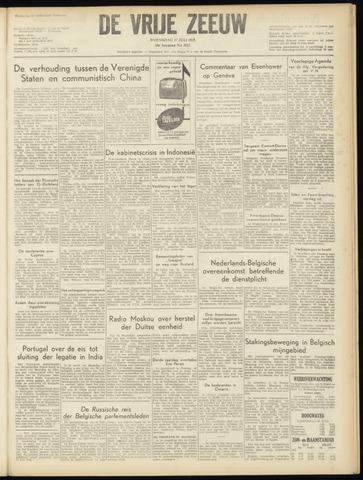 de Vrije Zeeuw 1955-07-27