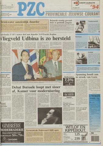 Provinciale Zeeuwse Courant 1994-11-22