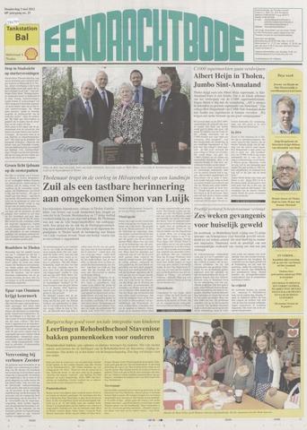 Eendrachtbode (1945-heden)/Mededeelingenblad voor het eiland Tholen (1944/45) 2012-05-03