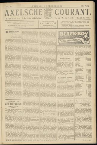 Axelsche Courant 1935-10-18