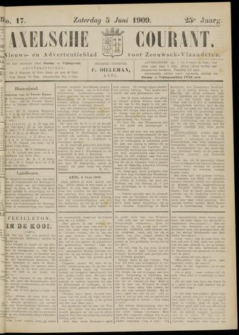 Axelsche Courant 1909-06-05