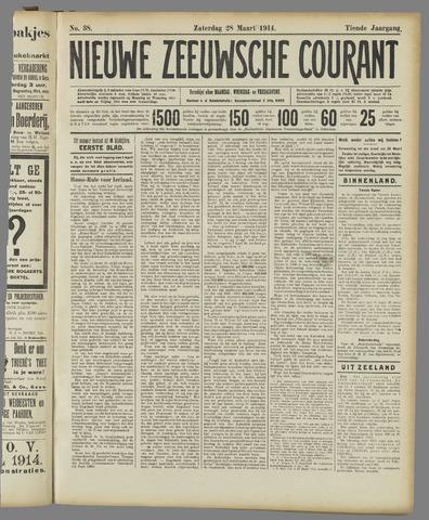 Nieuwe Zeeuwsche Courant 1914-03-28