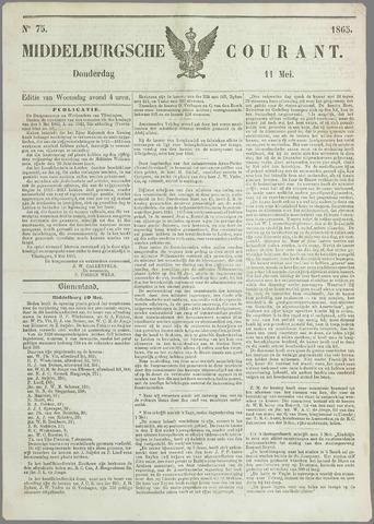 Middelburgsche Courant 1865-05-11