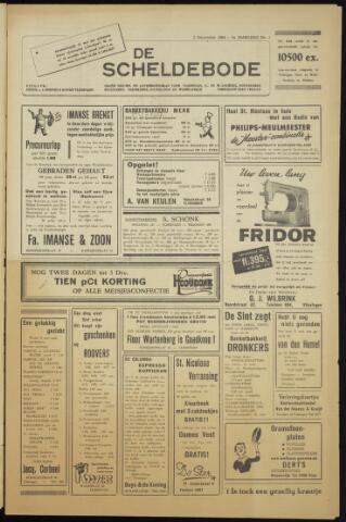 Scheldebode 1954-12-03
