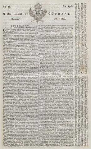 Middelburgsche Courant 1761-05-02