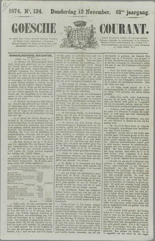 Goessche Courant 1874-11-12