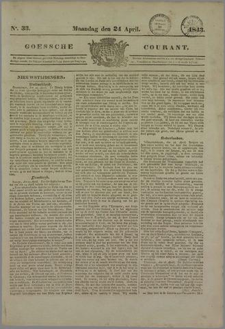 Goessche Courant 1843-04-24