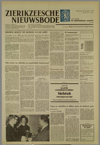 Zierikzeesche Nieuwsbode 1970-12-10