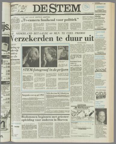 de Stem 1982-11-26