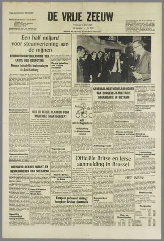 de Vrije Zeeuw 1967-05-12