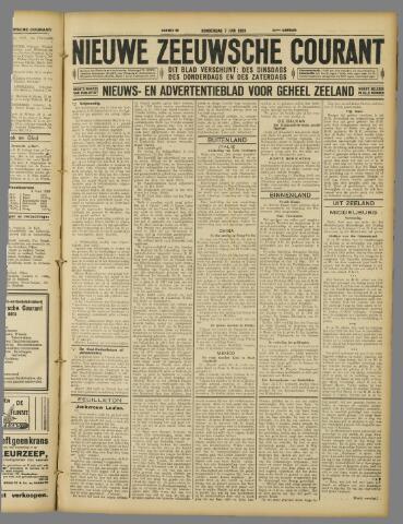 Nieuwe Zeeuwsche Courant 1928-06-07