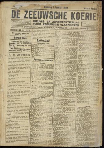 Zeeuwsche Koerier 1929