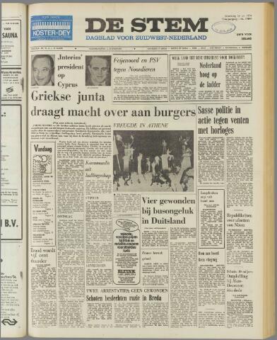 de Stem 1974-07-24