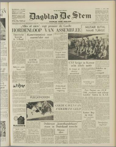 de Stem 1958-06-03