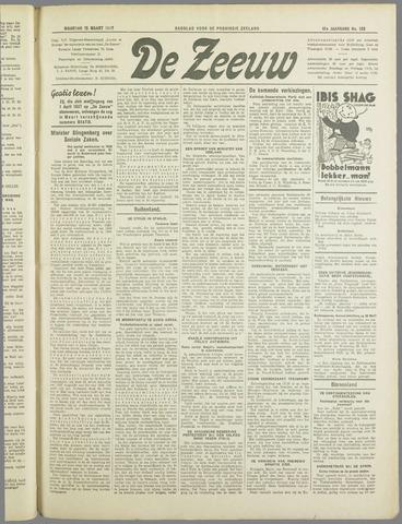 De Zeeuw. Christelijk-historisch nieuwsblad voor Zeeland 1937-03-15
