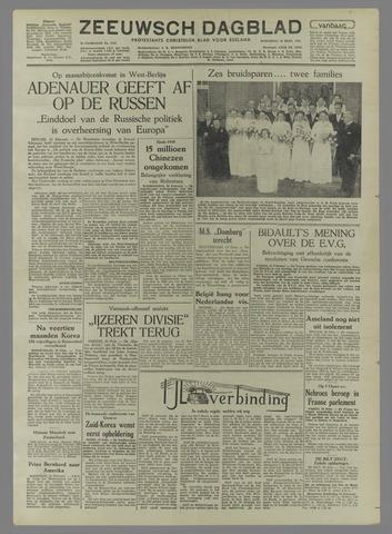 Zeeuwsch Dagblad 1954-02-24