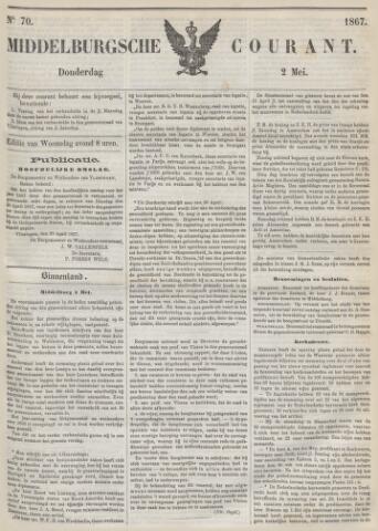 Middelburgsche Courant 1867-05-02