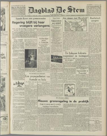 de Stem 1949-04-07