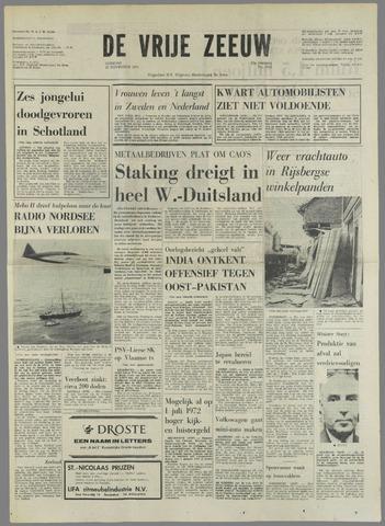 de Vrije Zeeuw 1971-11-23