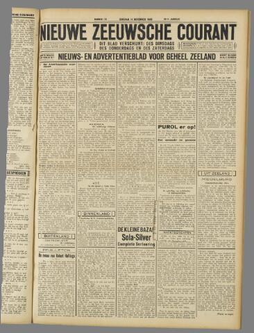 Nieuwe Zeeuwsche Courant 1933-11-14