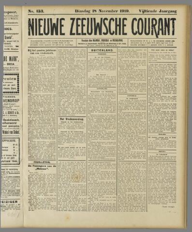 Nieuwe Zeeuwsche Courant 1919-11-18