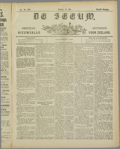 De Zeeuw. Christelijk-historisch nieuwsblad voor Zeeland 1898-05-14