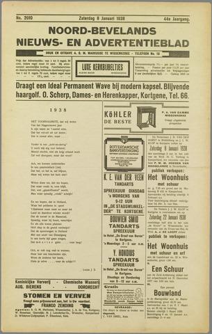 Noord-Bevelands Nieuws- en advertentieblad 1938-01-08