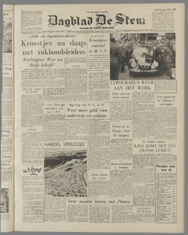 de Stem 1959-09-22