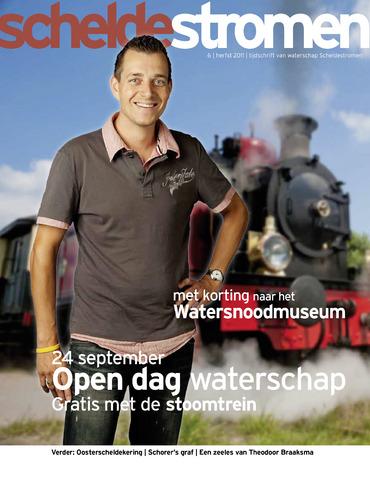 Scheldestromen/de Waterwerker 2011-09-01
