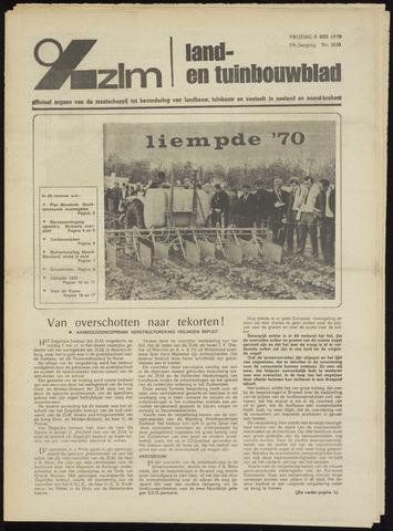 Zeeuwsch landbouwblad ... ZLM land- en tuinbouwblad 1970-05-06