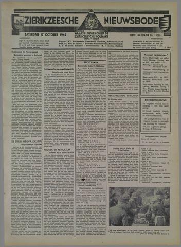 Zierikzeesche Nieuwsbode 1942-10-17