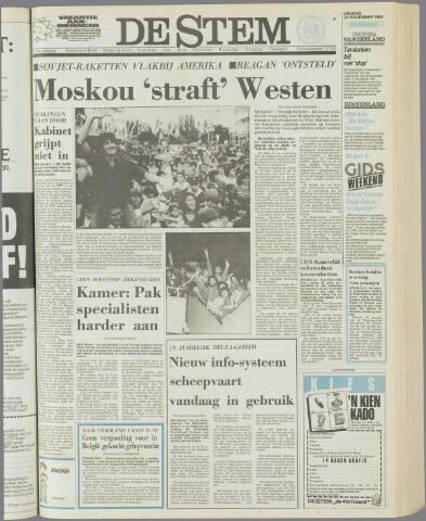 de Stem 1983-11-25