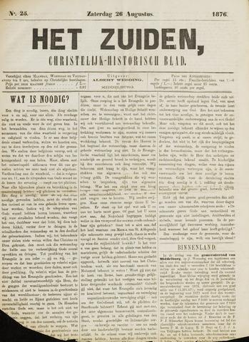 Het Zuiden, Christelijk-historisch blad 1876-08-26