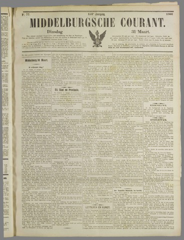 Middelburgsche Courant 1908-03-31