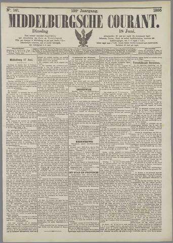 Middelburgsche Courant 1895-06-18