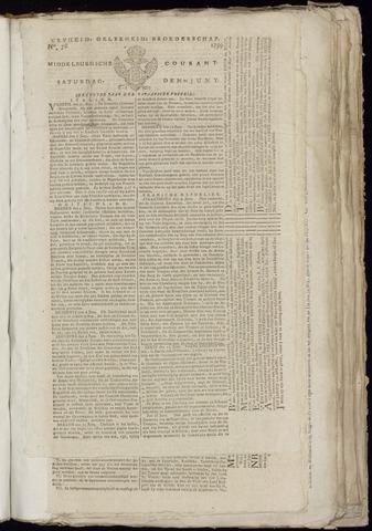 Middelburgsche Courant 1799-06-22