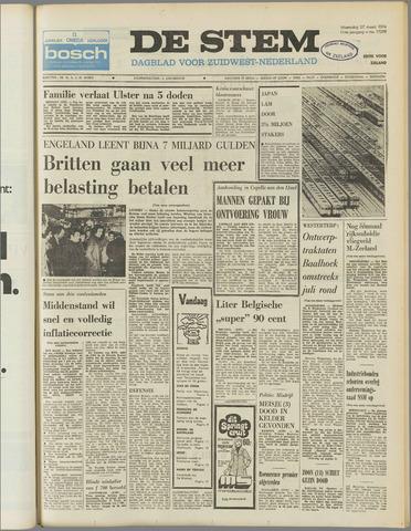 de Stem 1974-03-27