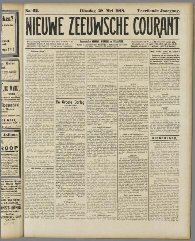Nieuwe Zeeuwsche Courant 1918-05-28