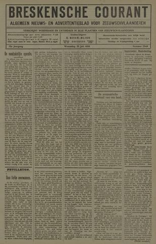 Breskensche Courant 1924-07-30