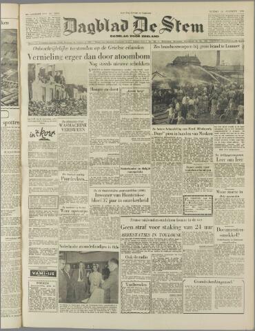 de Stem 1953-08-14