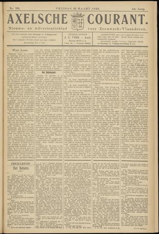 Axelsche Courant 1929-03-22