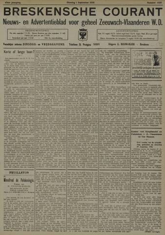 Breskensche Courant 1936-09-01