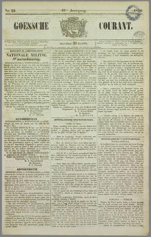 Goessche Courant 1856-03-31