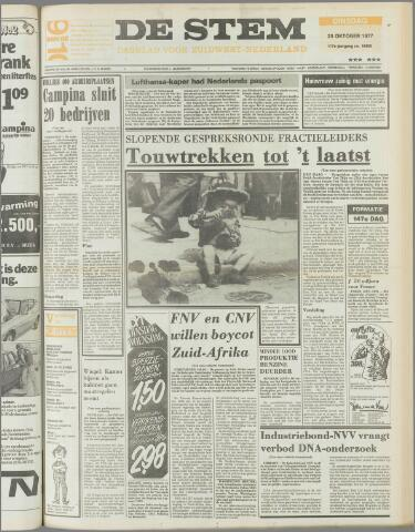 de Stem 1977-10-25