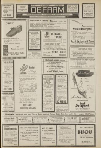 de Faam en de Faam/de Vlissinger 1960-10-28