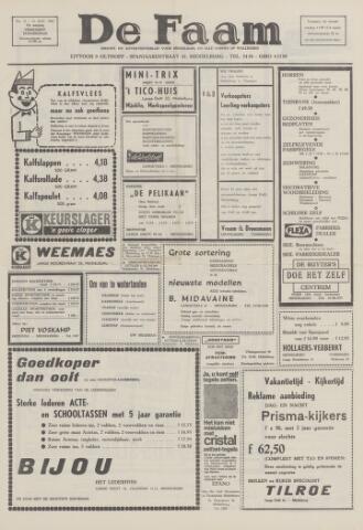 de Faam en de Faam/de Vlissinger 1969-08-14
