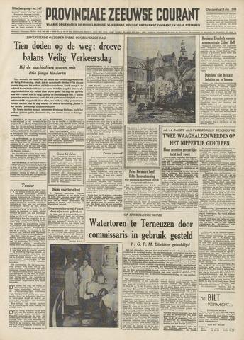 Provinciale Zeeuwse Courant 1956-10-18