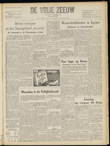 de Vrije Zeeuw 1951-10-17