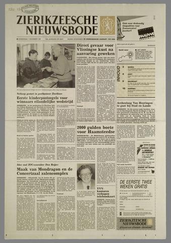 Zierikzeesche Nieuwsbode 1991-11-07