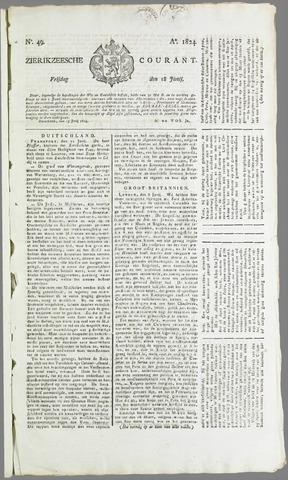 Zierikzeesche Courant 1824-06-18
